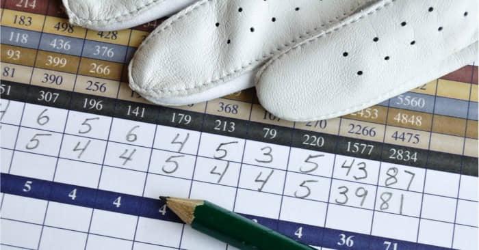 Golf Scorecard Explained