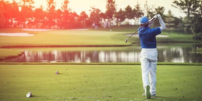 Tips for golf lefties