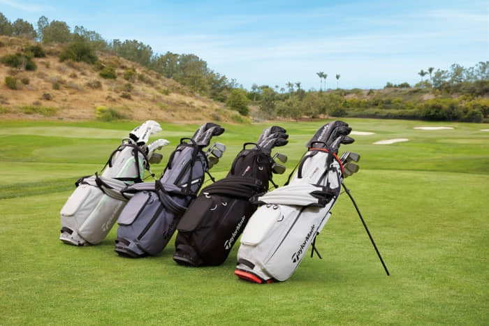 clear your golf bag