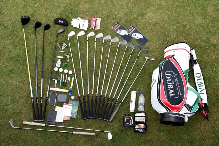 golf clubs you need