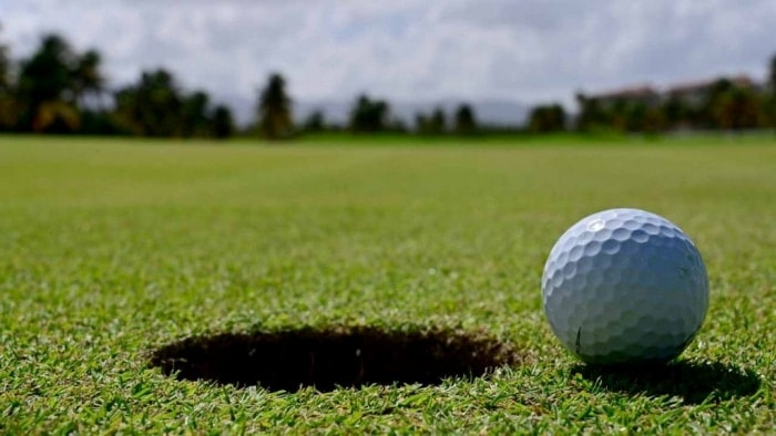 is golf hard